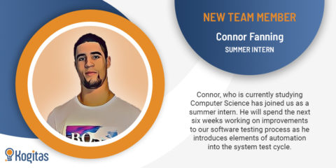 Welcoming our New Summer Intern – Connor Fanning!